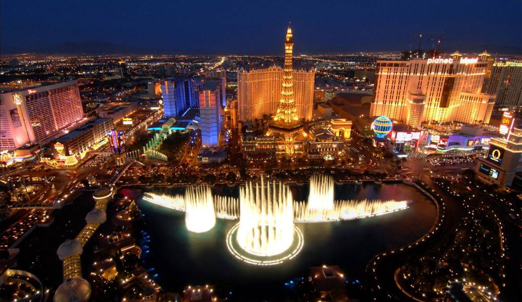 Экскурсия в Лас-Вегас