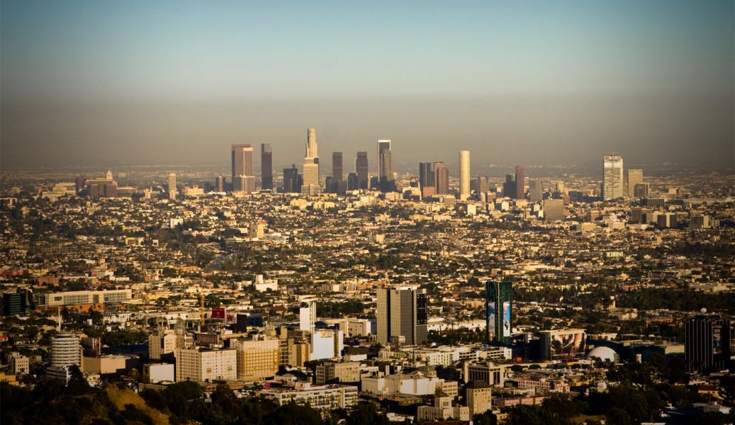 Лос-Анджелес — Столица запада
