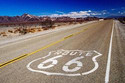 Трасса 66 - дорога-легенда