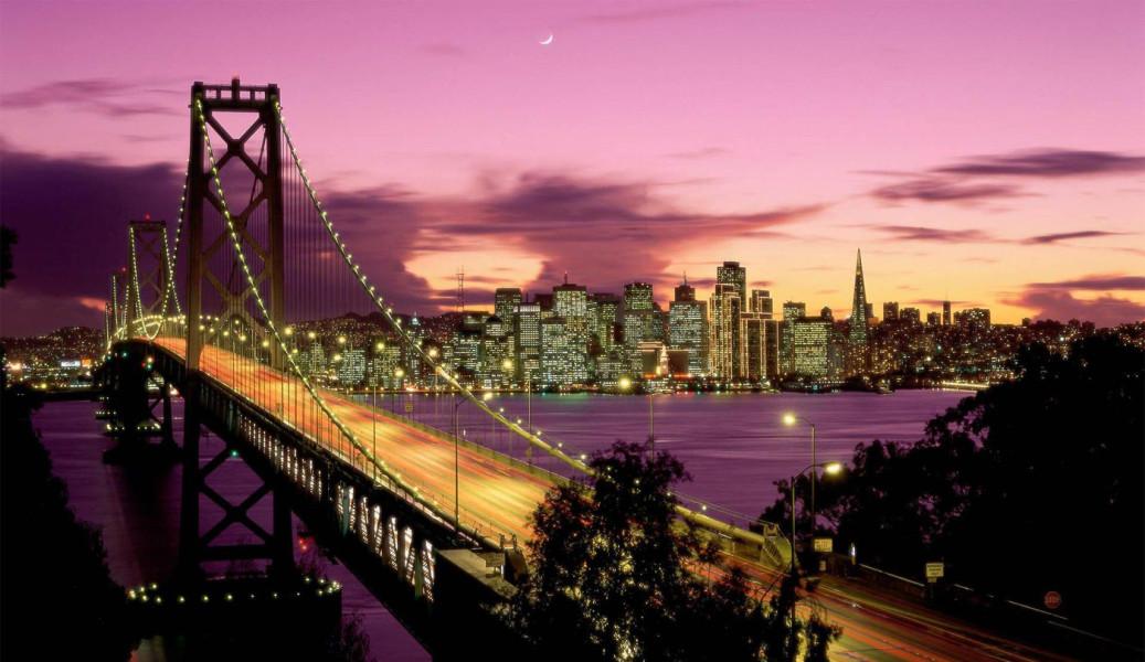 Тур по Сан-Франциско
